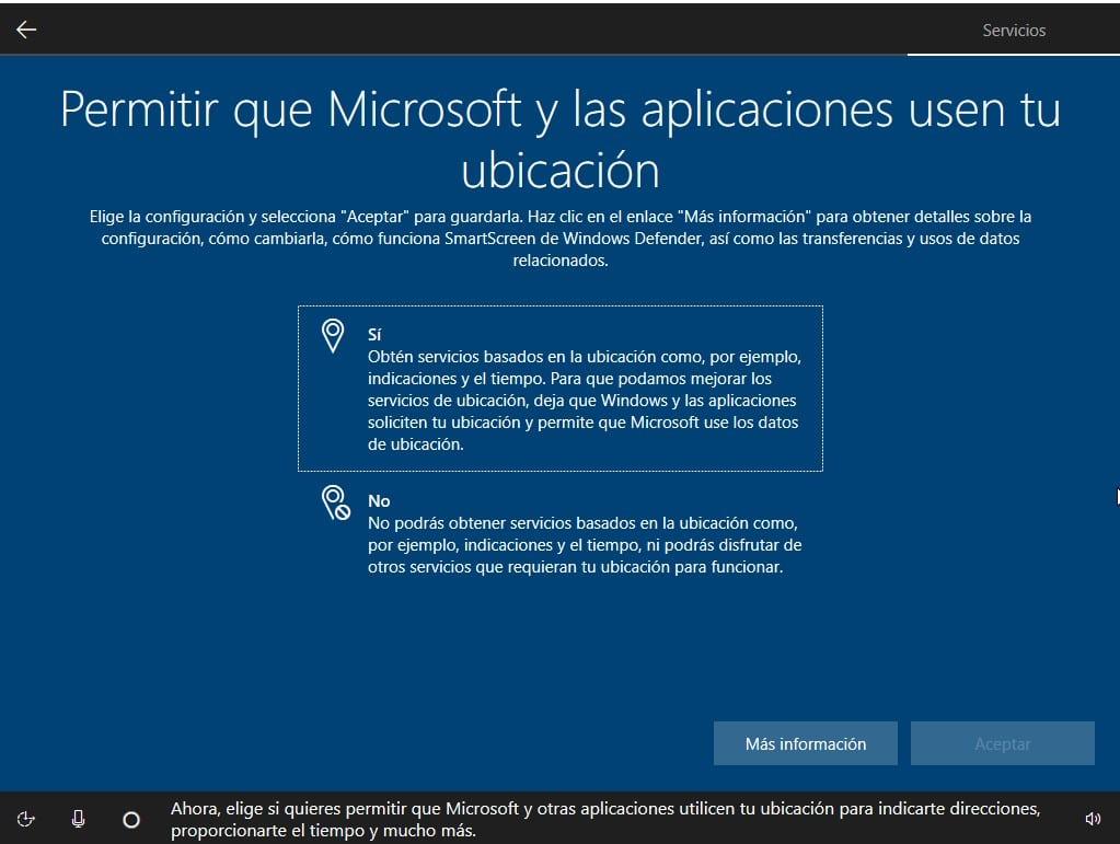 instalar window 10