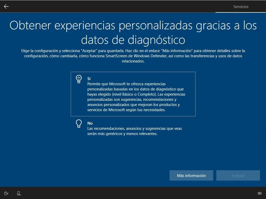 windows 10 no activado