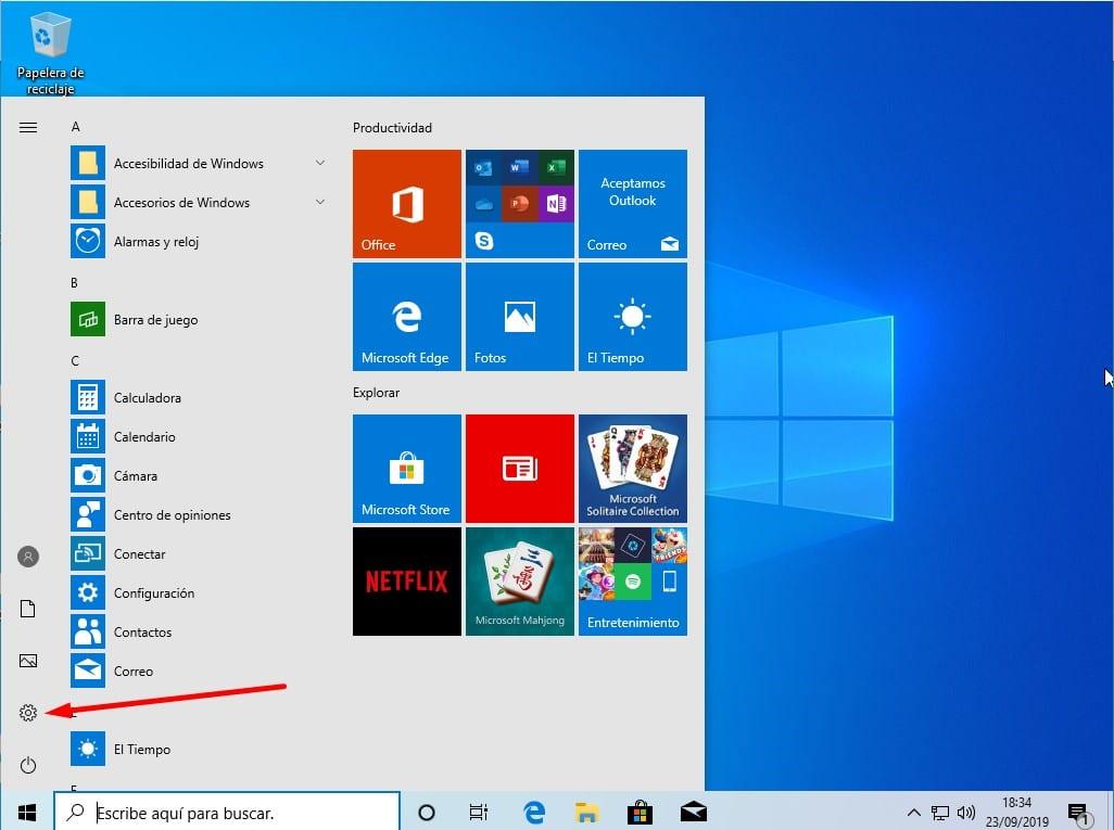 manual de instalacion de windows 10