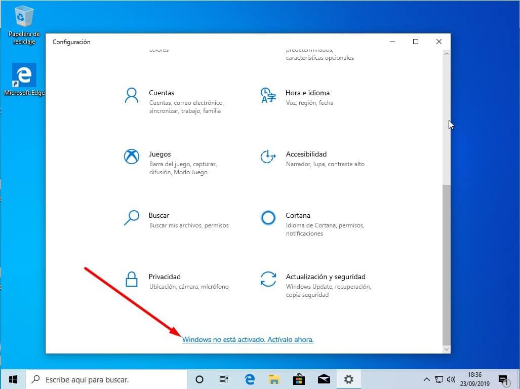 instalacion de windows 10 paso a paso