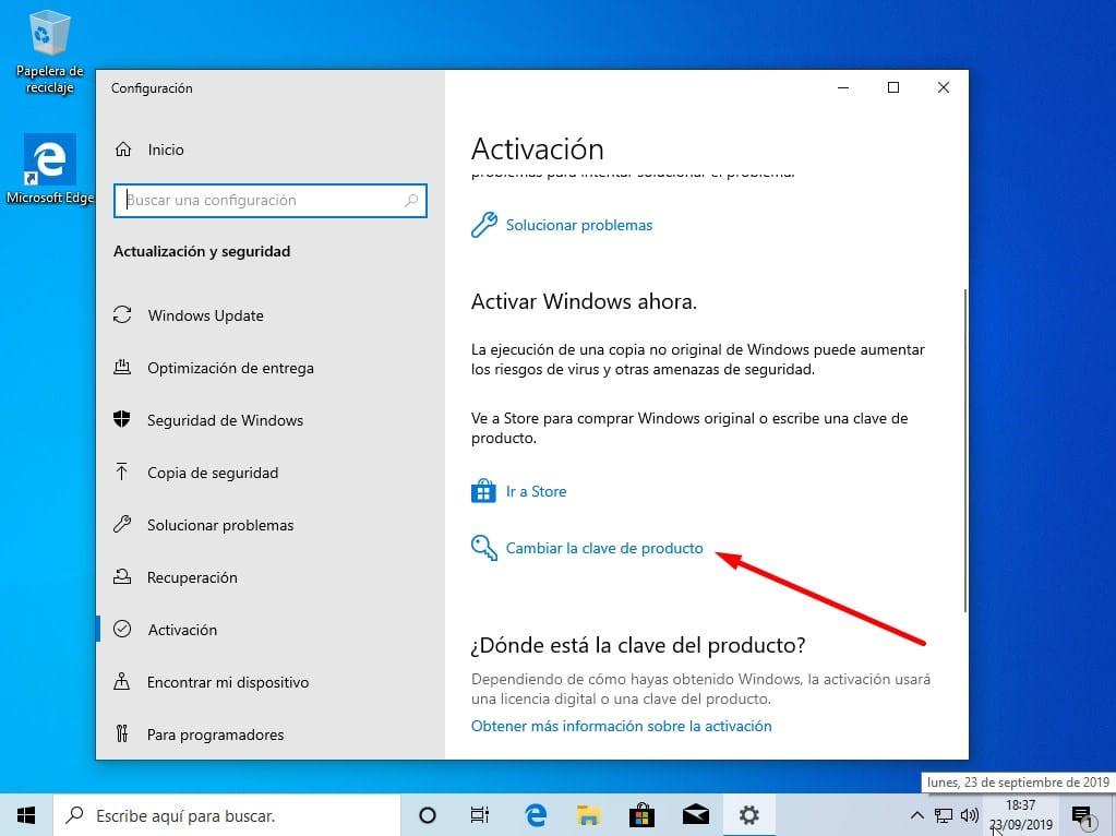 pasos para instalar el sistema operativo windows 10