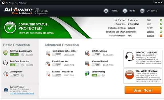 mejor Antispyware