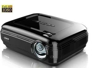 proyector portatil mini