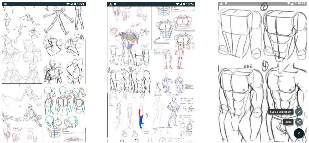 aprender a dibujar el cuerpo humano