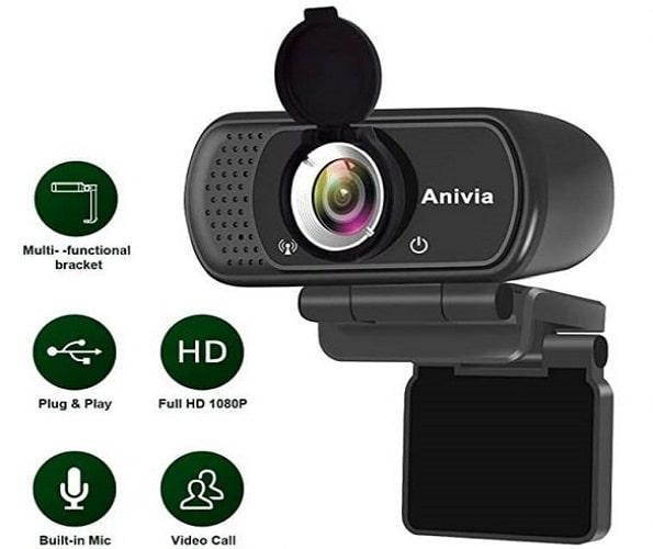 Webcam Anivia W5 Full HD