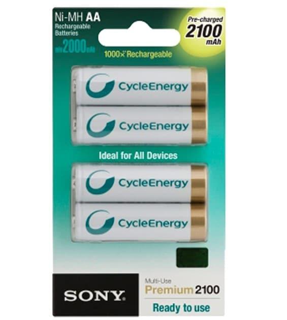 Sony CycleEnergy