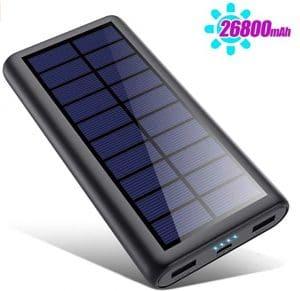 cargador de movil solar