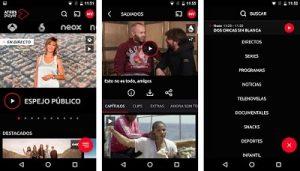 aplicacion para ver tv android