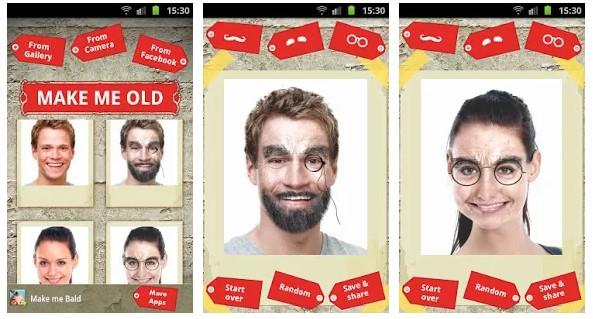aplicacion cambiar caras iphone