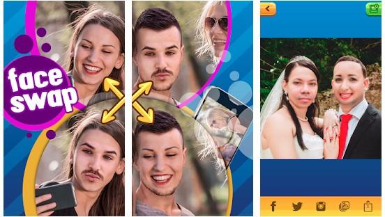 app para cambiar caras