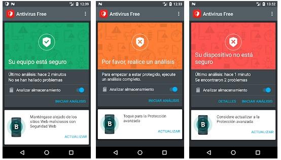 mejor antivirus gratuito android