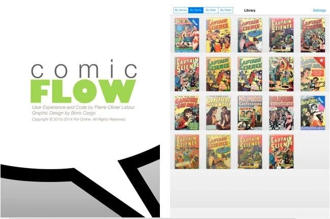 apps para leer comics