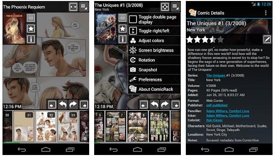 app para leer comics