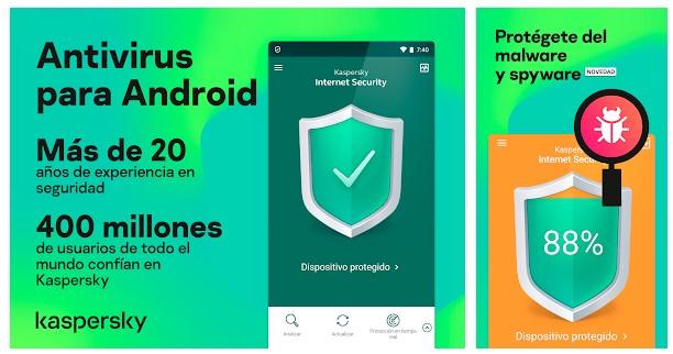 mejor antivirus gratuito para android