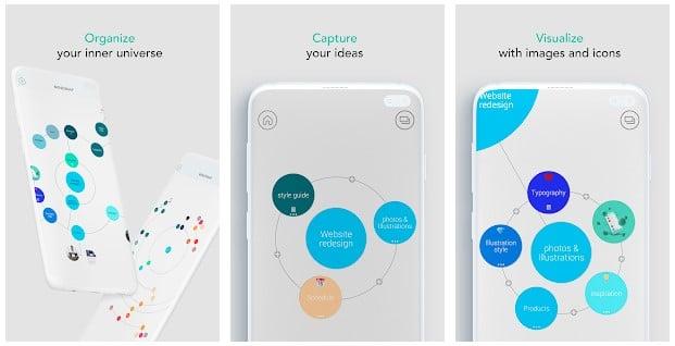 apps para mapas mentales