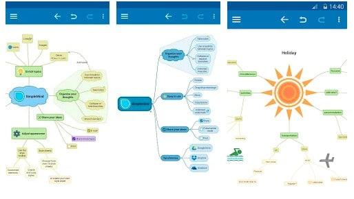 apps para hacer mapas conceptuales